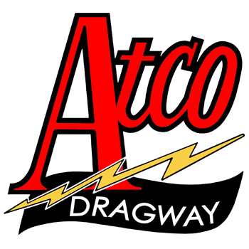 Atco Dragway's Shop Logo